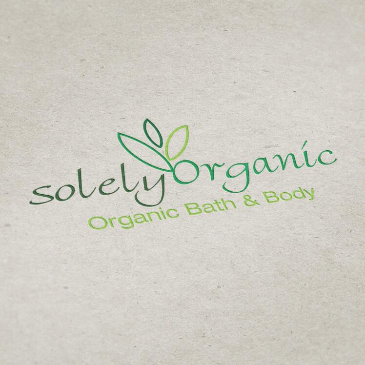 Solely Organic Logo