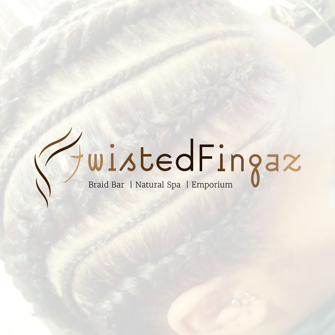 Twisted Fingaz Logo Development